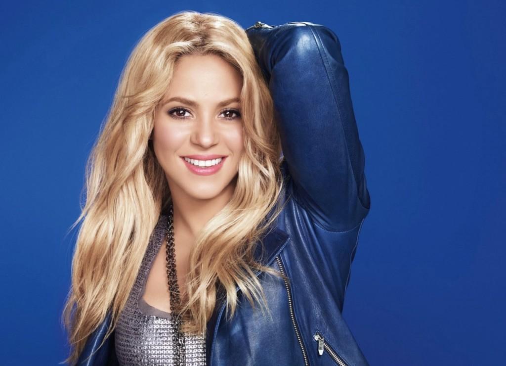 Shakira pour Oral-B 3D White