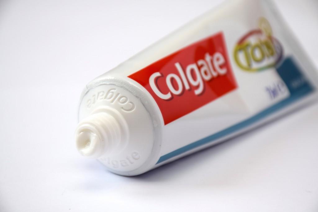 Dentifrice Colgate Total Original pate