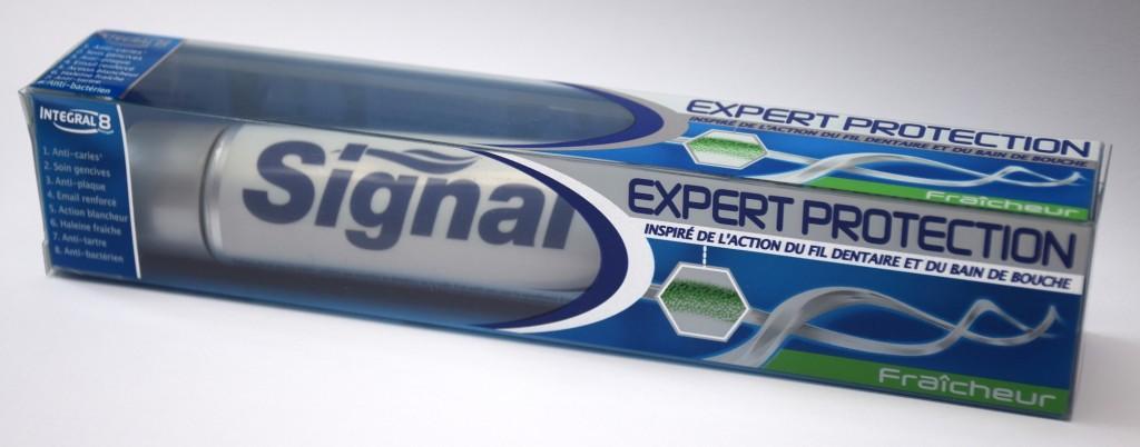 Dentifrice Signal Expert Protection fraicheur carton