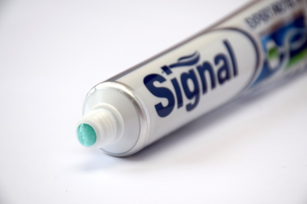 Dentifrice Signal Expert Protection fraicheur pate