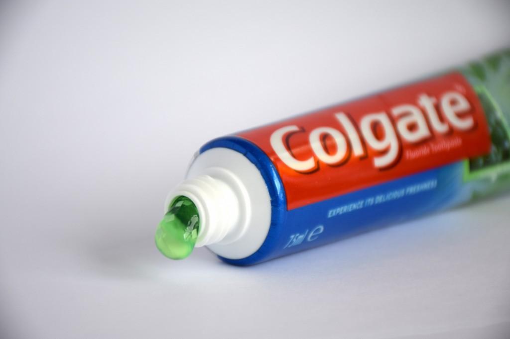 Dentifrice Colgate MaxFresh Ice Tea pate