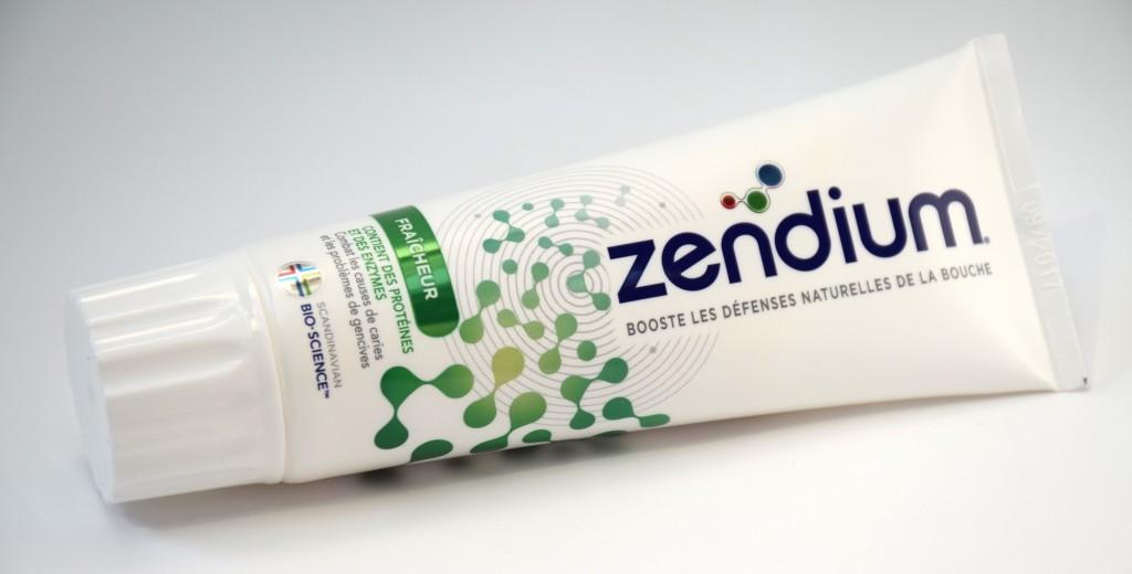 Dentifrice Zendium Fraicheur tube