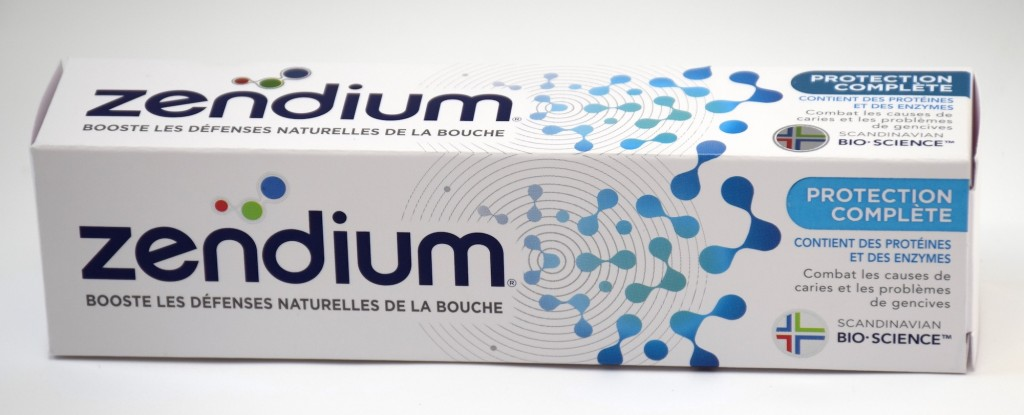 Dentifrice Zendium Protection Complète boite