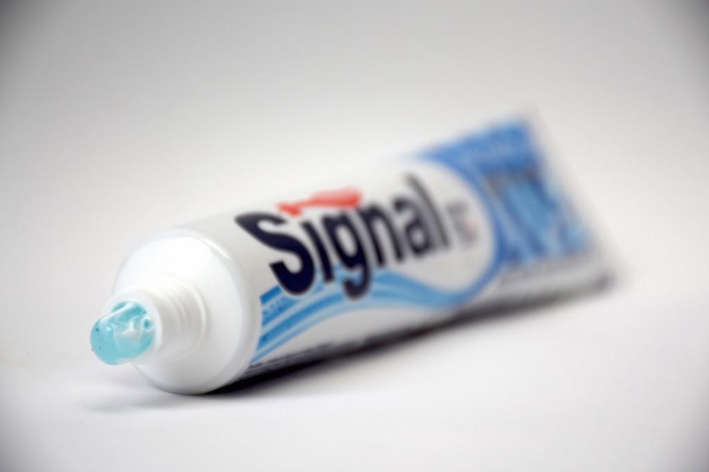 Dentifrice Signal Haleine Pure pate