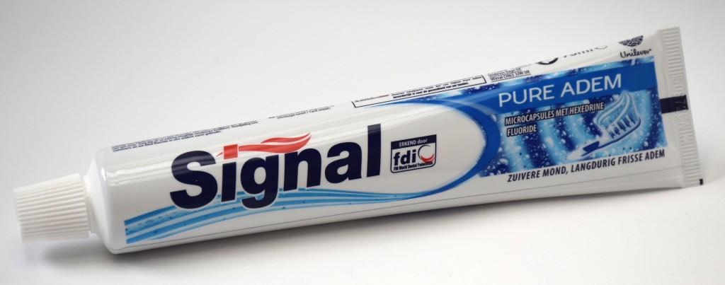 Dentifrice Signal Haleine Pure tube