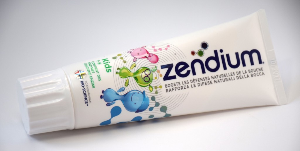 Dentifrice Zendium Kids 1-6 tube