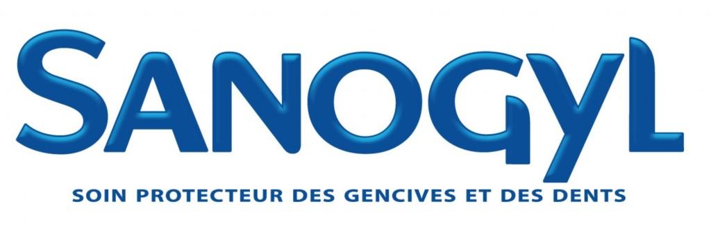 Sanogyl Logo Dentifrice